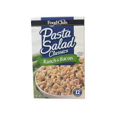 Food Club Ranch & Bacon Pasta Salad