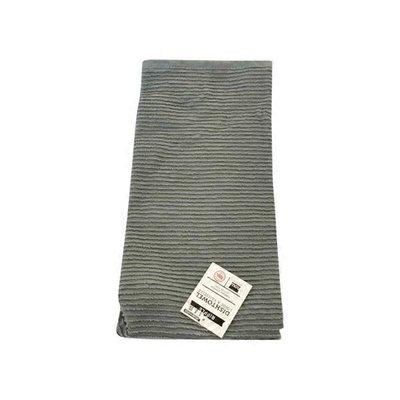 Now Designs Ripple Dish Towel London Gray, ea