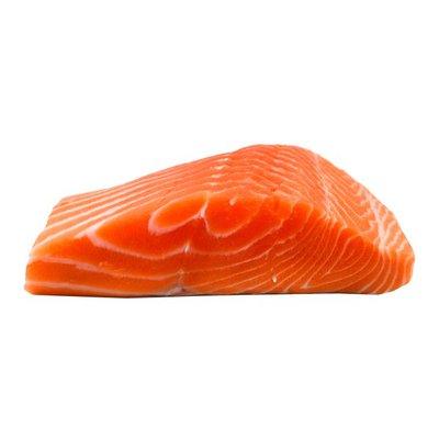 Cut Skinless Salmon