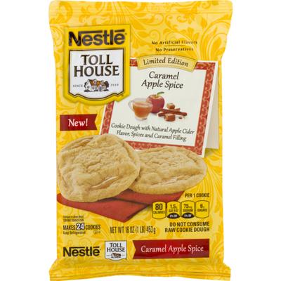 Toll House Cookie Dough Caramel Apple Spice