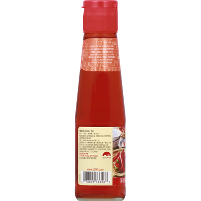 Lee Kum Kee Chili Oil