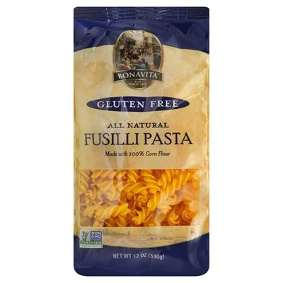 Bonavita Fusilli Pasta, Gluten Free