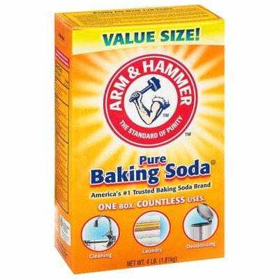 Arm & Hammer Pure Baking Soda, 4