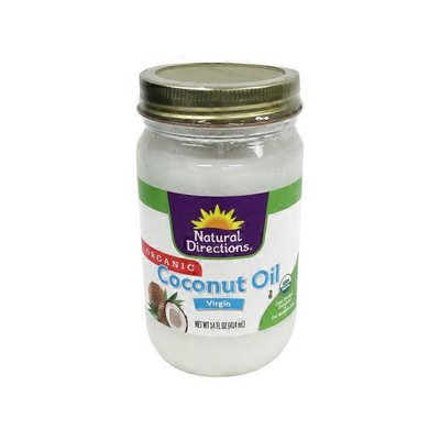 Natural Directions Organic Virgin Coconut Oil