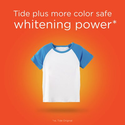 Tide Plus Bleach Alternative He Turbo Clean Liquid Laundry Detergent