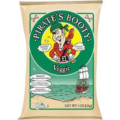 Pirate Brands Rice and Corn Puffs, Veggie