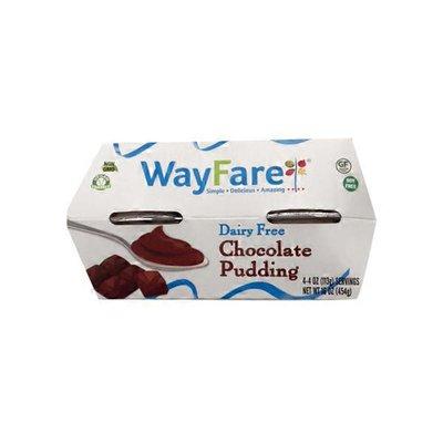 Wayfare CHOCOLATE DAIRy FREE PUDDING
