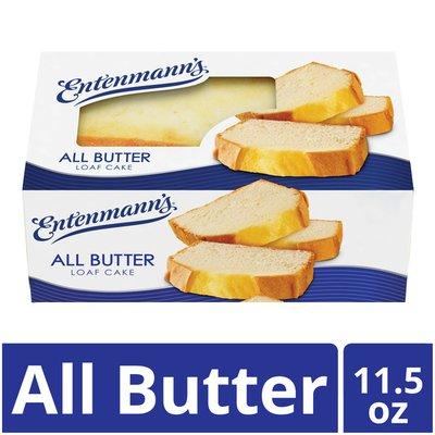 Entenmann's All Butter Loaf Cake