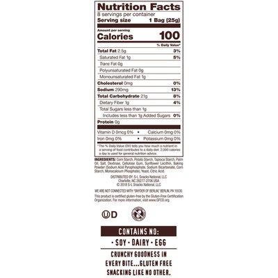 Snyder's of Hanover® Gluten Free Pretzel Sticks