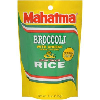 Mahatma Broccoli with Cheese & Long Grain Rice Mix