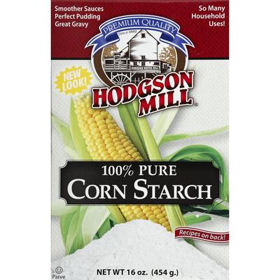 Hodgson Mill Corn Starch, 100% Pure