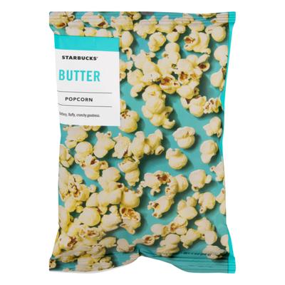 Starbucks Popcorn Butter