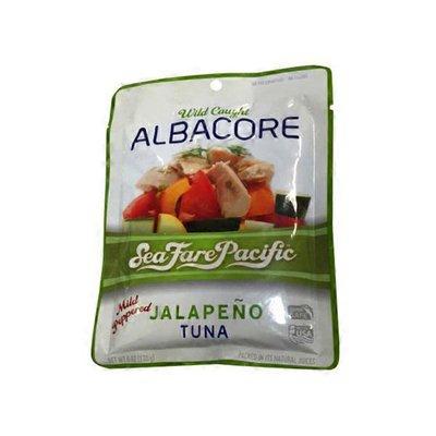 Sea Fare Pacific Wild Caught Albacore Jalapeño Tuna