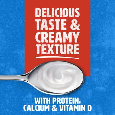 Silk Strawberry Almond Milk Yogurt Alternative