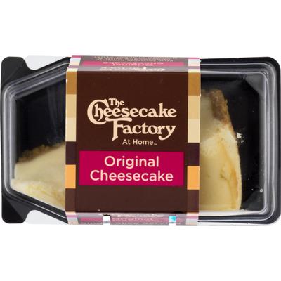 The Cheesecake Factory Cheesecake, Original, Carton