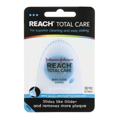 Reach Total Care Floss Mint