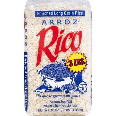 Rico's Rice, Long Grain