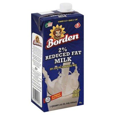 Borden Milk, 2% Reduced Fat