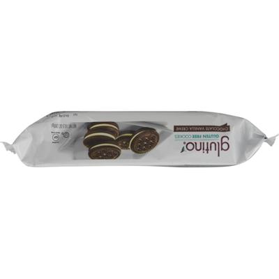 Glutino Gluten Free Cookies Chocolate Vanilla Creme