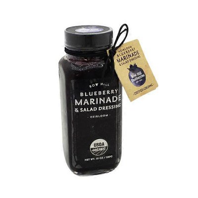 Bow Hill Blueberry Marinade & Salad Dressing