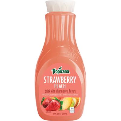 Tropicana Strawberry Peach 59FlOz
