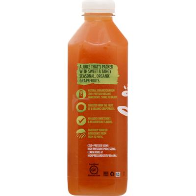 Evolution Fresh Cold-Pressed Organic Grapefruit Juice