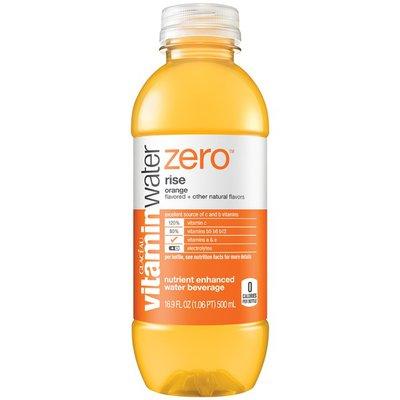 Glaceau Vitaminwater Zero Rise Orange Vitaminwater Zero