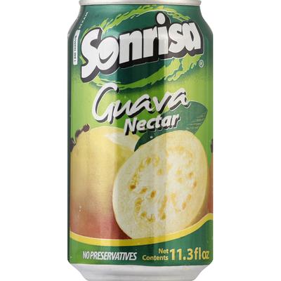 Sonrisa Nectar, Guava