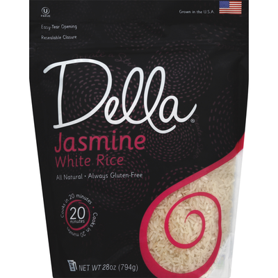 Della Jasmine White Rice