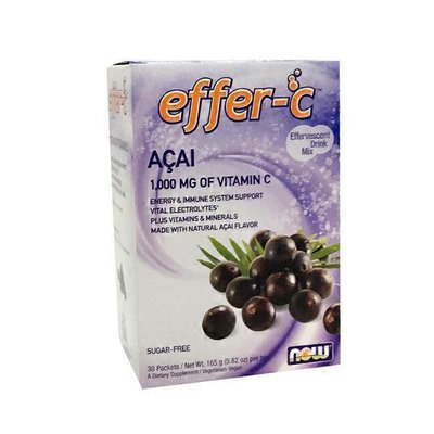Effer-C Effervescent Drink Mix Dietary Supplement