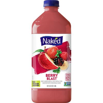 Naked Berry Blast Juice Smoothie