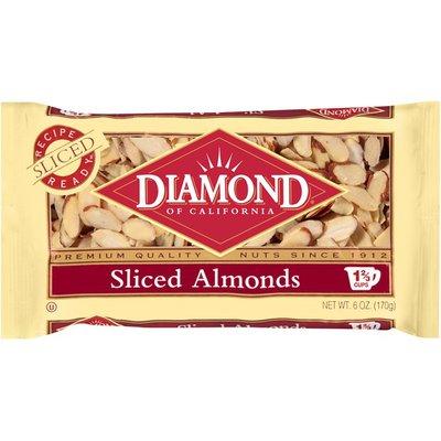 Diamond of California Almonds, Sliced