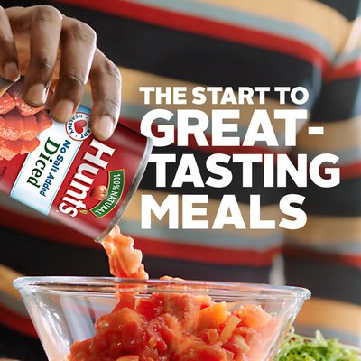 Hunt's Diced Tomatoes No Salt Added