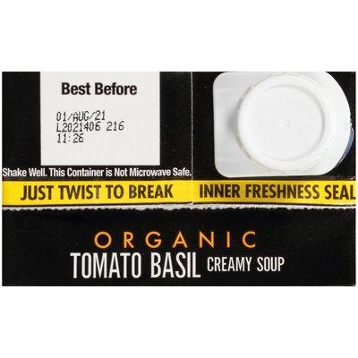 Imagine Organic Tomato Basil Creamy Soup