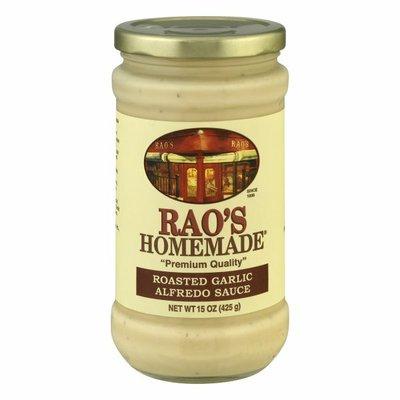 Raos Alfredo Sauce, Roasted Garlic, Homemade