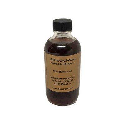 Bacstrom Imports Madagascar Vanilla Extract