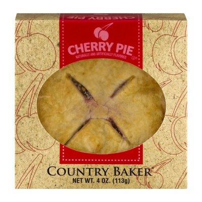 Country Baker Pie, Cherry