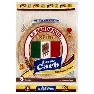 La Banderita Soft Taco Tortillas - 8 CT