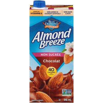 Almond Breeze Unsweetened Chocolate Almond Beverage