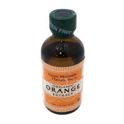 Green Mountain Flavors, Inc. Organic Orange Extract