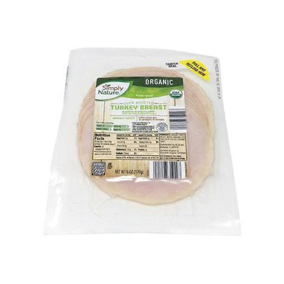 Simply Nature Oven Roasted Turkey Breast