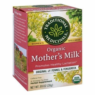 Traditional Medicinals Organic Mother's Milk Caffeine Free Herbal Tea