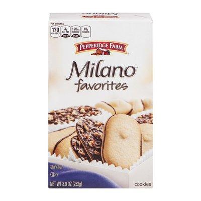 Pepperidge Farm Milano Favorites Cookies