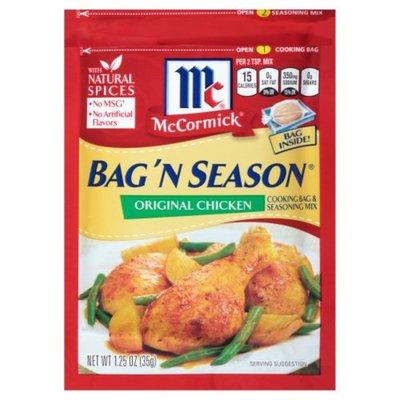 McCormick® Bag 'n Season® Original Chicken Cooking & Seasoning Mix