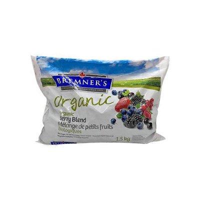 Bremners Organic Frozen Berry Blend