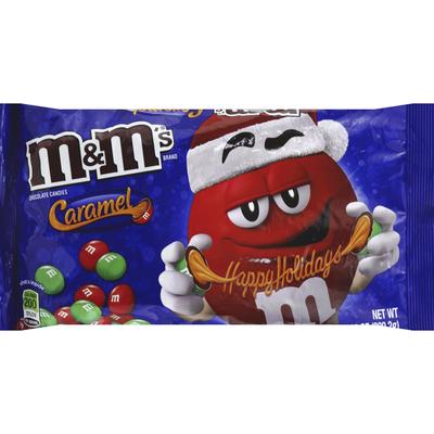 M&M's Chocolate Candies, Caramel