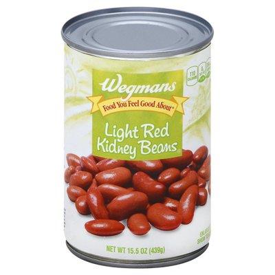 Wegmans Light Red Kidney Beans