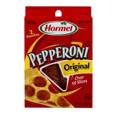 Hormel Pepperoni, Original