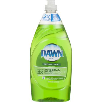 Dawn Ultra Dishwashing Liquid Apple Blossom Scent