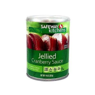 Signature Kitchens Cranberry Sauce, Jellied